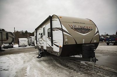 New 2017 Wildwood 26TBSS Travel Trailer for Sale Buy It Now