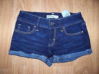Abercrombie & Fitch Denim Shorts Age 10