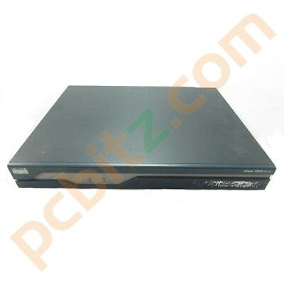 Cisco 1800 Series 1841 Integrated Services Router + HWIC-3G-HSPA (No Antenna)