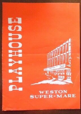 The Jerry Stevens Show, Weston Super-Mare Playhouse Programme Late 1970s