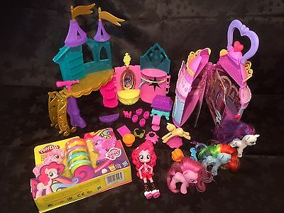 My Little Pony Friendship Is Magic Playset And Pony Bundle