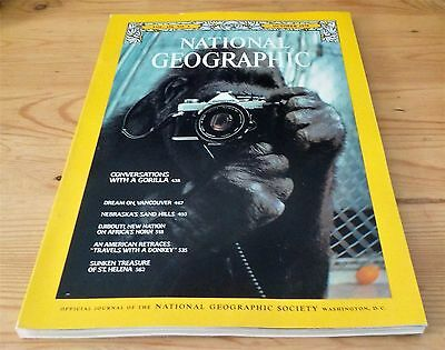 National Geographic Magazine, October 1978 (Vol. 154 No. 4)