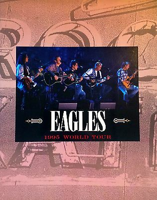 The Eagles 1995 World Tour Programme* Very Rare Collectors Item