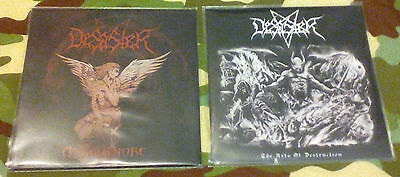 Desaster - 2 Lp`s / Angelwhore & The Art Of... / Limited Vinyl ( Asphyx ) - Rare