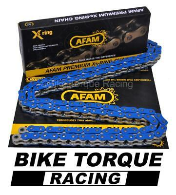 Cagiva 125 Raptor 04-09 AFAM Performance 116 Link Blue Chain