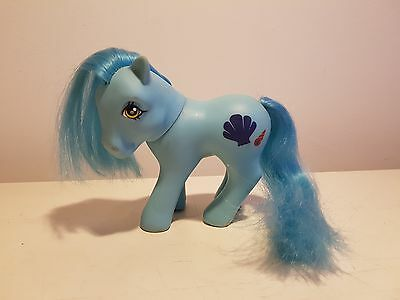 My Little Pony G1 Vintage Dutch Shell schelp pony Hasbro RARE