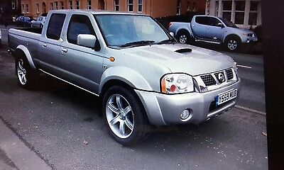 OTHER VEHICLES. Custom V8 Nissan Navara Long Bed.