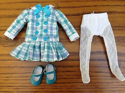 """Effanbee Tonner NEW PRIM AND PROPER PATSY OUTFIT Fits 10"""" Patsy/Ann Estelle"""