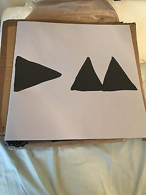 Depeche Mode Delta Machine Tour Programme 2013