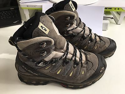 Salomon Quest 4D GTX (Women's) Walking Hiking Boots