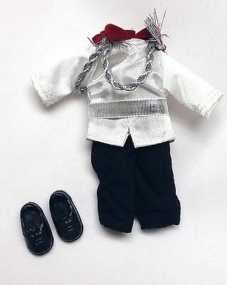 Barbie Kelly Tommy Ryan Doll Clothes Prince Night of Enchantment + shoes Mattel