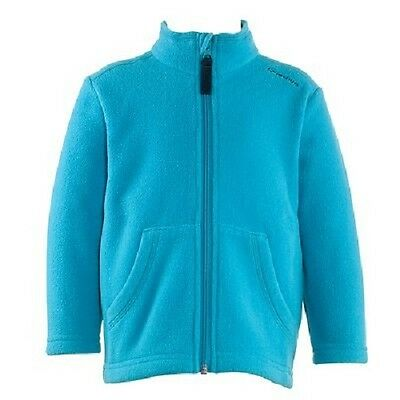 Baby Boys Green Turquoise Fleece Jacket/cardigan In Age 6 Months Bnwt