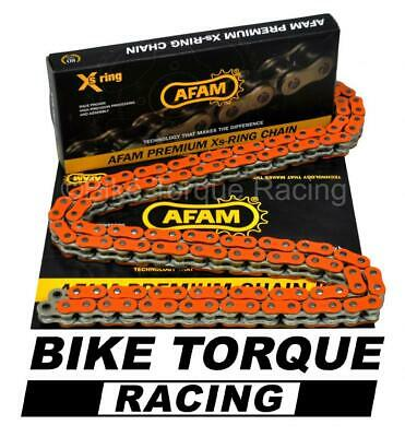 Cagiva 125 Raptor 04-09 AFAM Performance 116 Link Orange Chain