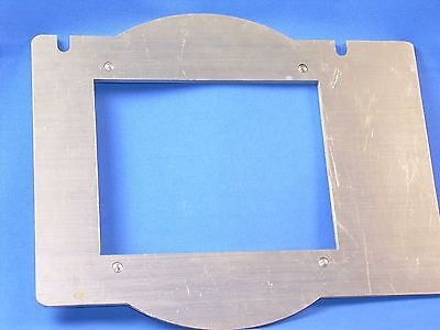 "4x5 negative carrier for the OMEGA ""D"" series enlarger."