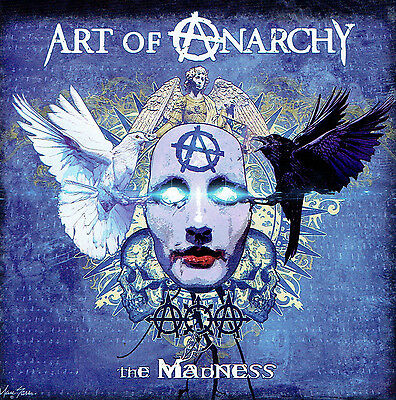 Art of Anarchy – The Madness CD