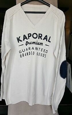 Pull KAPORAL taille XL