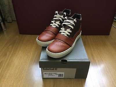 Timberland Adv 2.0 Cupsole Boots Size UK10 in Brown