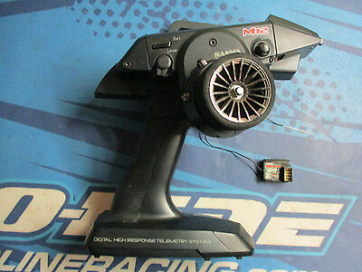 Airtronics Sanwa M12 2.4ghz radio control and receiver S