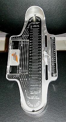Brannock Device Red Wing Shoes Advertising Junior Model Infant Foot Measuring