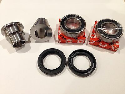 KTM HUSABERG Rear Wheel Spacers Seals Bearings EXC SX 125200 250 300 350 450 500