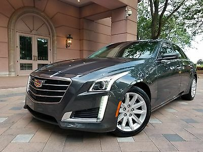 2014 Cadillac CTS LUXURY COLLECTION 2014 CADILLAC CTS LUXURY / NAVIGATION / HTD & CLD SEATS / REAR CAMERA / SUNROOF