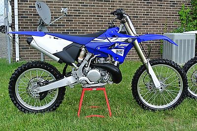 2015 Yamaha YZ  Yamaha YZ250 2-stroke  Motorcycle  Low Hours  One Owner $349 Nationwide Shipping