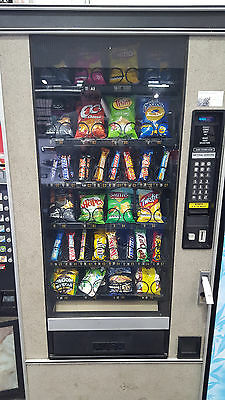 Sited Snack Vending Machine