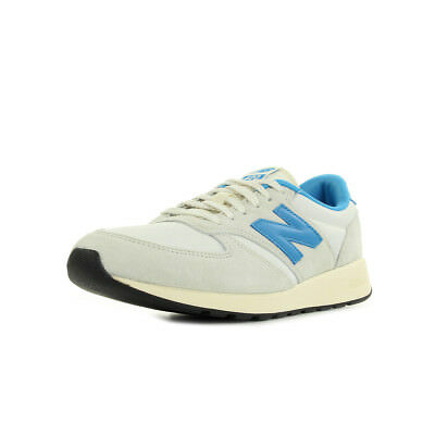7cb391a20408 Chaussures Baskets New Balance homme MRL420SW RevLite taille Gris Grise Cuir