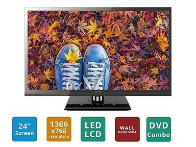 "SONIQ 24"" HD LED Digital TV with Integrated DVD Player  E24Z15B-AU"