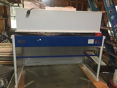 REDUCED PRICE...ESCO streamline vertical cabinet/ laminar flow bench