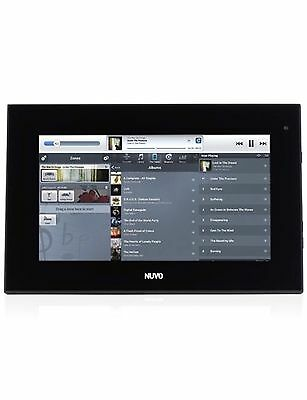 """Nuvo P30 Android POE 7"""" Touch Screen (NVP30BK) In wall Player Portfolio System"""