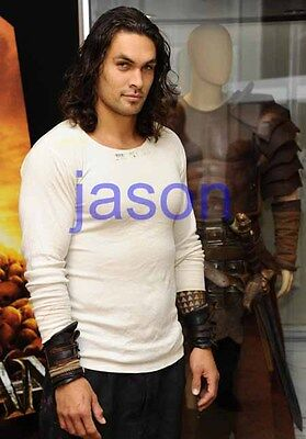 JASON MOMOA #68,CANDID PHOTO,game of thrones,aquaman,JUSTICE LEAGUE