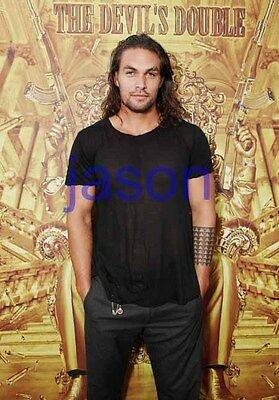 JASON MOMOA #61,CANDID PHOTO,game of thrones,aquaman,JUSTICE LEAGUE