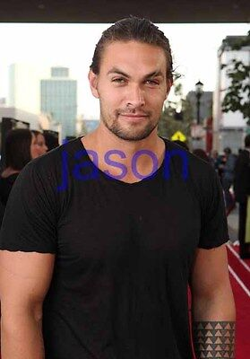 JASON MOMOA #60,CANDID PHOTO,game of thrones,aquaman,JUSTICE LEAGUE
