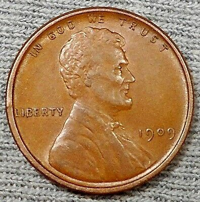 Nice 1909 VDB Lincoln Wheat Cent
