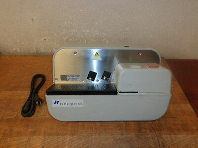 NEOPOST 993.02.03 Electric Mail Opener WORKING FREE SHIPPING !