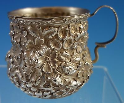 Repousse by James R. Armiger Sterling Silver Baby Cup #19 (#1615)