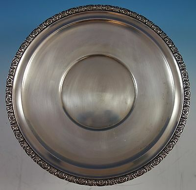 "Prelude by International Sterling Silver Plate 10 1/2"" #H229 (#1622)"
