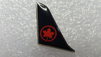 Air Canada - New Color Scheme  Tail Pin.