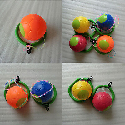 Playground kids Sport Skip Ball Children Exercise Keep Fitness Coordination And