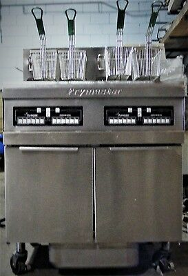 Frymaster FPPH217CSD commercial electric deep fryer