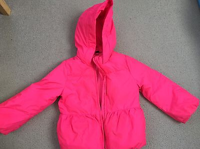 Gap Girls Warm Jacket Coat Size 5