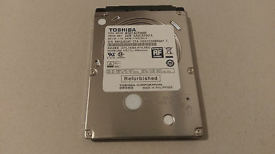 Toshiba 500gb 2.5'' Internal Hard Drive MQ01ACF050R SATA 5400RPM