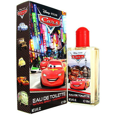 Disney Pixar Cars Eau De Toilette Spray 3.4 Oz100 ML Cool Kids Perfume by Disney