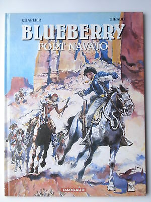 BLUEBERRY - FORT NAVAJO - Delville/ESSO