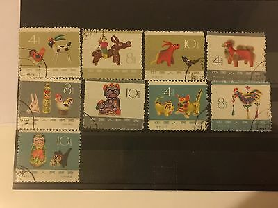 China S58 Full Set Fine Used