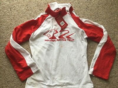 holden Racing Team ladies long sleeve top