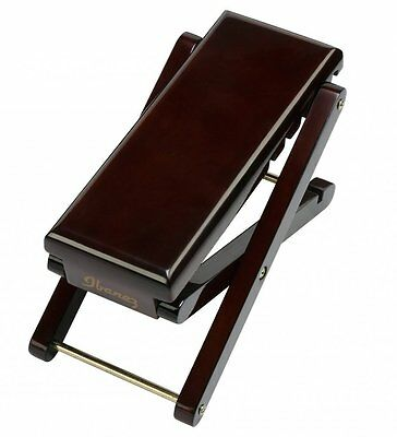 Ibanez IFR100W Foot Rest for Guitarist / Bassist Wood