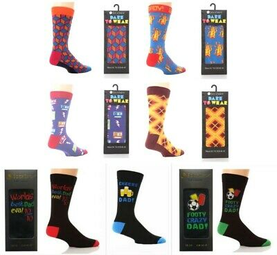 c7caf8e5a9709 MENS NOVELTY SOCK Shop Gift Boxed Socks - Size 7-11 UK, 40-45 ...