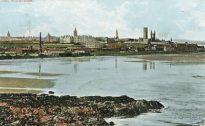 St.Andrews from Kinkell Brae  PU  1903